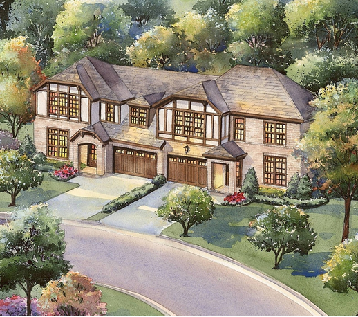 Balmoral Luxury Townhomes Cary NC