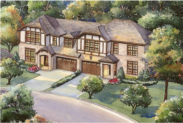 Macgregor Downs Luxury Townhomes