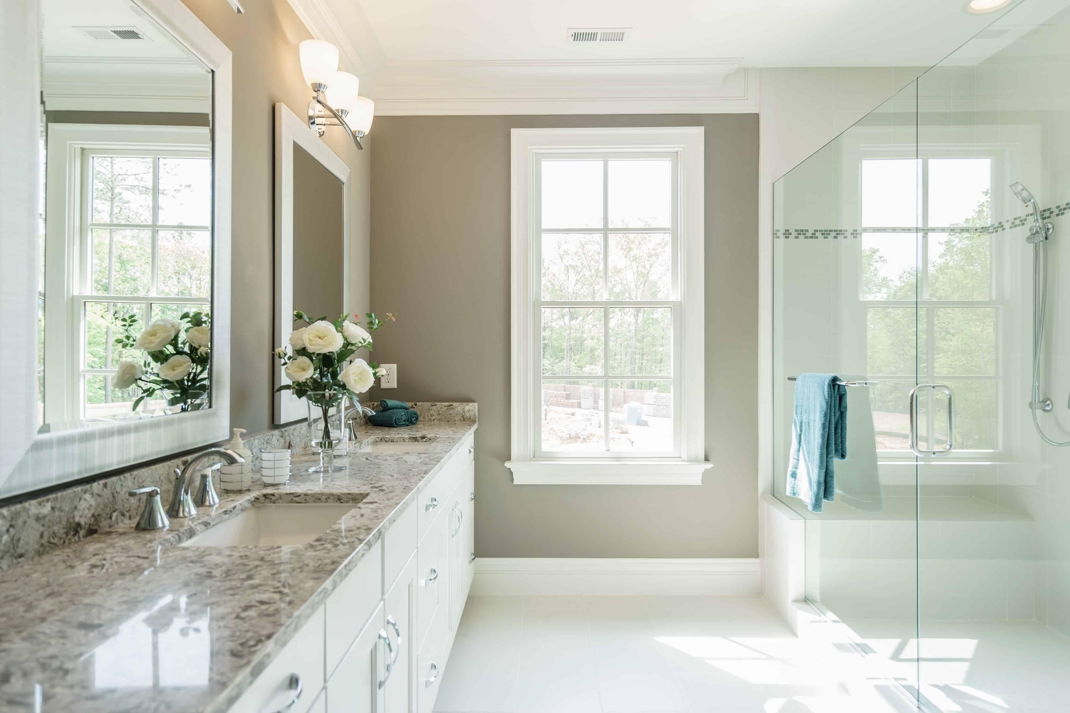 Bathroom By Luxury Real Estate Developer