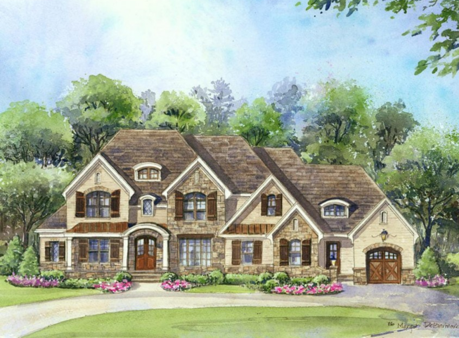North Raleigh Luxury Homes For Sale Bella Vista Available Homes