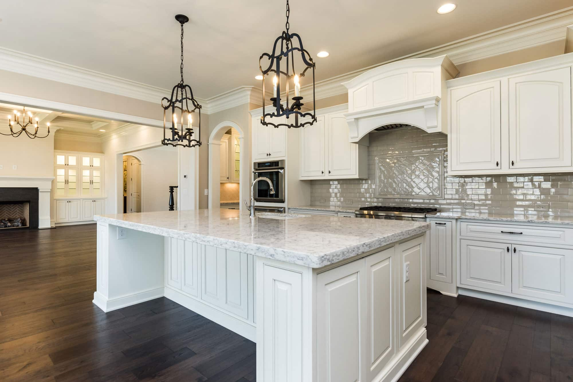 Kitchen of Home by Luxury Real Estate Developer